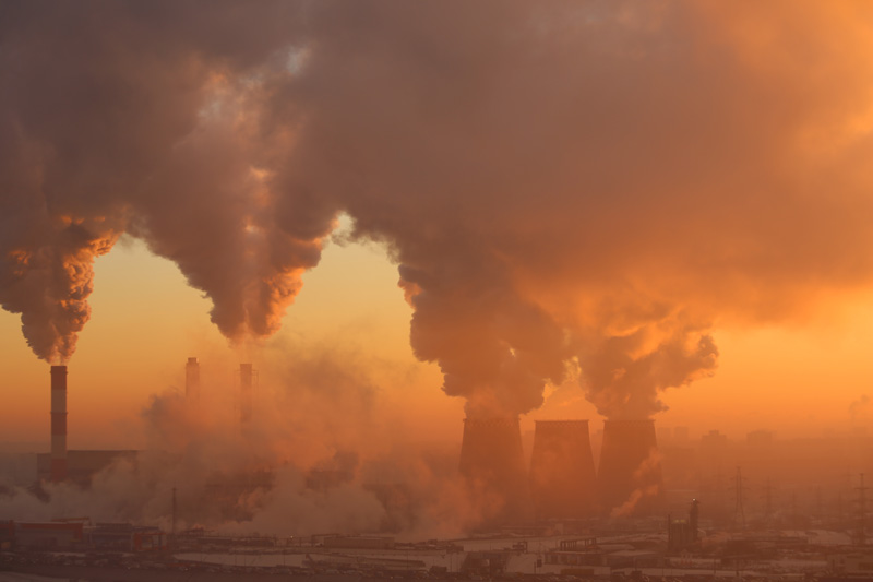Climate Change Pollution